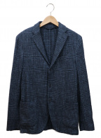 Altea(アルテア)の古着「テーラードジャケット」|ネイビー×ブラック