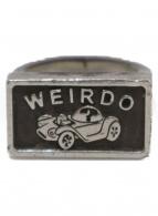 ()の古着「HOTROD CARモチーフリング」