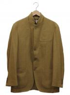 LORO PIANA(ロロピアーナ)の古着「3Bカシミヤテーラードジャケット」 ベージュ