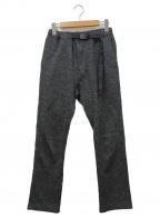 GRAMICCI(グラミチ)の古着「ウールクライミングパンツ」 グレー