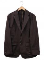 STEVEN ALAN(スティーブンアラン)の古着「ストレッチテーラードジャケット」|ダークブラウン