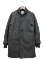 JACKMAN(ジャックマン)の古着「ファラオコート」 グレー