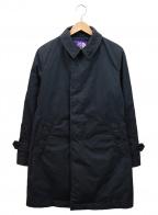 THE NORTH FACE PURPLE LABEL(ノースフェイスパープルレーベル)の古着「ステンカラーコート」|ネイビー