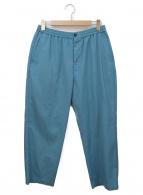 ()の古着「イージーパンツ」|ブルー