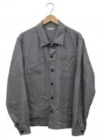 STEVEN ALAN(スティーブンアラン)の古着「ウールカバーオール」|グレー