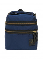 LANVIN en Bleu(ランバンオンブルー)の古着「トロカデロ2WAYミニリュック」|ネイビー