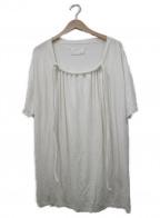 MARTIN MARGIELA(マルタン・マルジェラ)の古着「デザインカットソー」|ホワイト