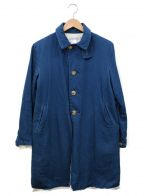 EEL()の古着「サクラコート」|ブルー