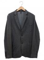 REPLAY(リプレイ)の古着「アンコンジャケット」|グレー