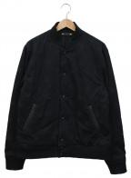 MINEDENIM(マインデニム)の古着「スター柄ブルゾン」|ブラック