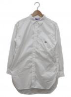 THE NORTHFACE PURPLELABEL()の古着「Cotton Polyester Pin OX Shirt」|ホワイト