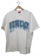 ()の古着「Blurred Arc S/S Top」|ホワイト