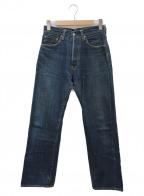 EVISU(エビス)の古着「デニムパンツ」|インディゴ