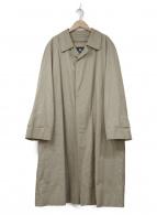 BURBERRY LONDON(バーバリーロンドン)の古着「ライナー付ステンカラーコート」|ベージュ