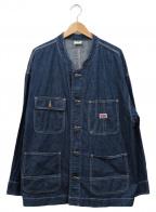 big mac(ビッグマック)の古着「デニムカバーオール」