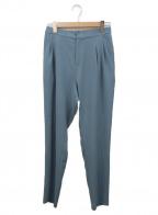GALLARDA GALANTE(ガリャルダガランテ)の古着「ジャージージョッパーパンツ」 ブルー
