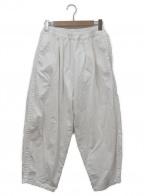 ordinary fits(オーディナリーフィッツ)の古着「チノボールパンツ」|ホワイト
