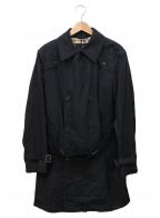 BURBERRY BLACK LABEL()の古着「トレンチコート」|ブラック