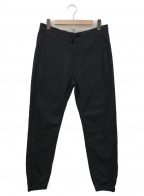 Carhartt WIP(カーハートダブリューアイピー)の古着「リップストップパンツ」 ブラック