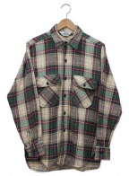 WOOLRICH(ウールリッチ)の古着「ネルシャツ」|グリーン