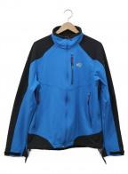 MILLET(ミレー)の古着「W3 PRO WDS JKT」 ブルー