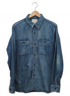 FULLCOUNT(フルカウント)の古着「デニムシャツ」