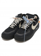 NIKE×OFF WHITE()の古着「THE TEN AIR FORCE 1 LOW」 ブラック