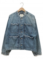 PUBLIC TOKYO(パブリックトウキョウ)の古着「デニムジャケット」