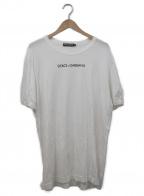 DOLCE & GABBANA(ドルチェ&ガッバーナ)の古着「プリントTシャツ」|ホワイト