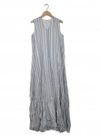 MARIHA(マリハ)の古着「夏の月影のドレス」|ブルー