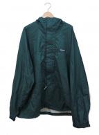 Patagonia(パタゴニア)の古着「プルオーバージャケット」|グリーン
