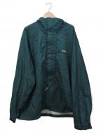 Patagonia()の古着「プルオーバージャケット」|グリーン