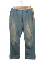 KAPITAL()の古着「デニムパンツ」