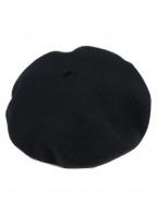 elosegui(エロセギ)の古着「ベレー帽」|ブラック