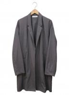 URBAN RESEARCH(アーバンリサーチ)の古着「ルーズトッパーコート」|グレー