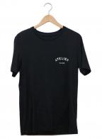 Martin Margiela 10(マルタンマルジェラ 10)の古着「2018 Atelier Tee shirt」|ブラック