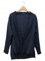 THE Sakaki(ザ サカキ)の古着「居間着」|ネイビー
