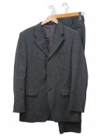 ISSEY MIYAKE MEN(イッセイミヤケメン)の古着「3Bセットアップスーツ」|グレー