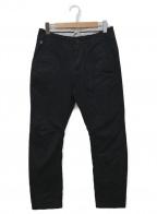 G-STAR RAW(ジースターロゥ)の古着「テーパードチノ」|ブラック