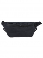 BAGJACK(バッグジャック)の古着「ヒップバッグ」 ブラック