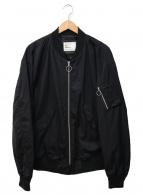 ()の古着「CLEAR TC TWILL L-2 ブルゾン」|ブラック