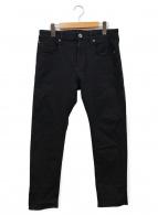()の古着「3301 SLIM」 ブラック