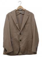 TAGLIATORE(タリアトーレ)の古着「テーラードジャケット」 グレー