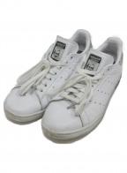 adidas Originals(アディダスオリジナル)の古着「ローカットスニーカー」 ホワイト×グレー