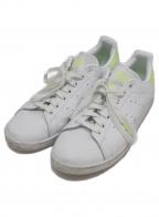 adidas Originals()の古着「ローカットスニーカー」 ホワイト×ミント