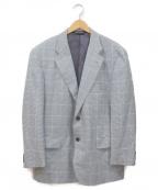BROOKS BROTHERS()の古着「2Bテーラードジャケット」|ブルー×グリーン