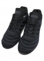 adidas Originals()の古着「ローカットスニーカー」 ブラック