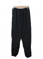 US.ARMY IPFU(US.アーミー)の古着「ナイロントレーニングパンツ」 ブラック