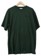 ()の古着「ロゴプリントTシャツ」|グリーン