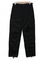 YMCLKY(ワイエムシーエルケーワイ)の古着「カーゴパンツ」|ブラック